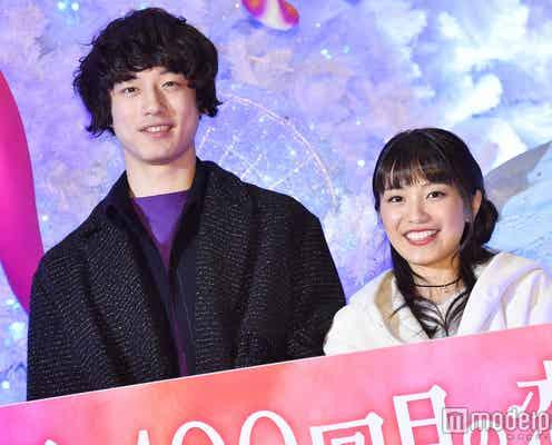 坂口健太郎、miwaとの共演で「幸せな瞬間が何回かありました」