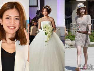 結婚発表のモデル菅原沙樹、「with」「CLASSY.」などで活躍、歌手デビューも<略歴>
