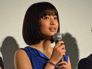 広瀬すず「休めたら引きこもりたい」映画『バケモノの子』初日舞台挨拶