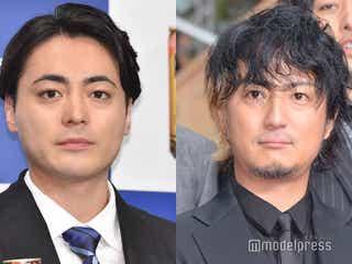 山田孝之&上地雄輔の再会ショットに「クローズ思い出す」「最高の2ショット」とファン歓喜