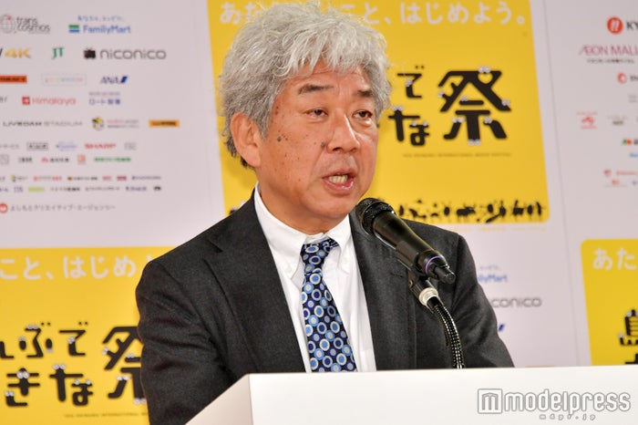 「吉本興業の大崎洋会長」の画像検索結果