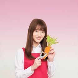 若月佑美「おっかちゃん劇場」出演決定 田中麗奈の妹役