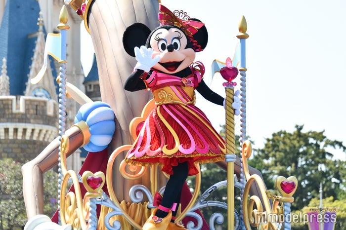 ミニーマウス/パレード「ドリーミング・アップ!」(C)モデルプレス(C)Disney