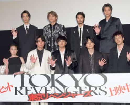 北村匠海、リベンジ繰り返し『東京リベンジャーズ』公開にしみじみ 「熱量込めて作り上げた」