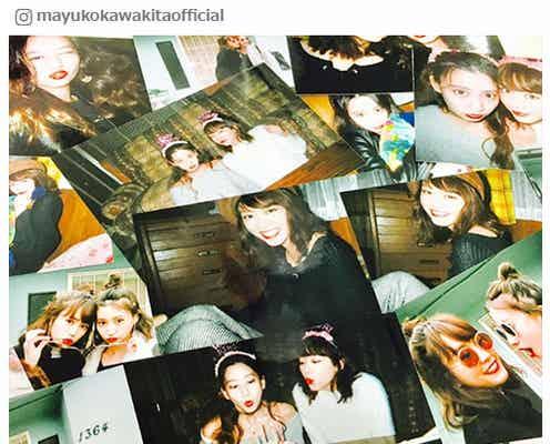"""桐谷美玲の可愛すぎるプラベ写真大量放出 """"河北麻友子カメラマン""""がとらえた表情がレア"""