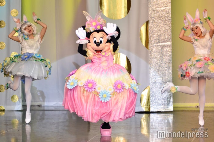メドレー(ヒッピティ・ホッピティ・スプリングタイム)/「イッツ・ベリー・ミニー!」(C)モデルプレス(C)Disney