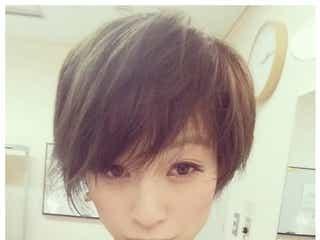 西山茉希、3年前ショートヘアに反響「かわいい」「もう1回みたい」