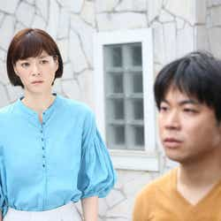 上野樹里・きづき/「監察医 朝顔」第9話より(C)フジテレビ