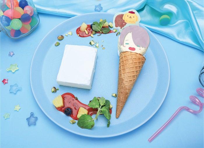 チーズケーキ&アイスプレート 1,399円(提供画像)