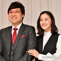 南キャン山里亮太&蒼井優、結婚会見 1番の決め手を明かす