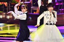 登美丘高校ダンス部、荻野目洋子 (C)モデルプレス
