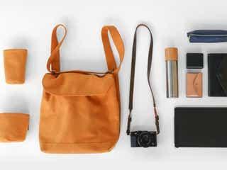 カメラ女子におすすめ!ポケット位置が変えられる「オシャレな2wayバッグ」