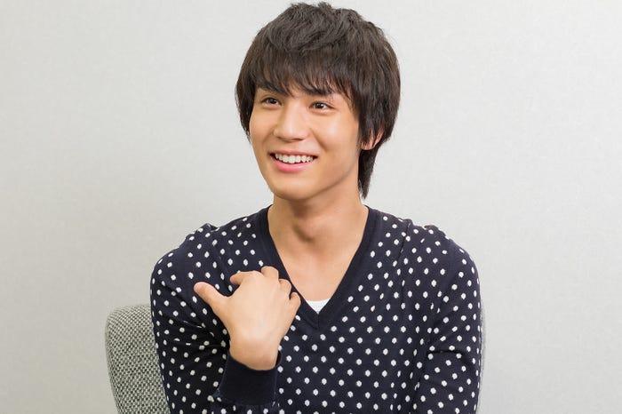 「子どもの頃から変わってないなって最近気づきました(笑)」中川大志