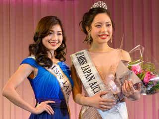 2020ミス・ジャパン愛知代表は18歳・森優菜さん 土屋太鳳の姉・土屋炎伽も駆けつける