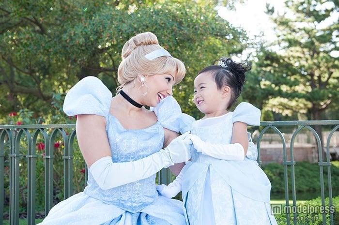 東京ディズニーランド「ディズニープリンセス~ようこそ、リトルプリンセス~」(C)Disney