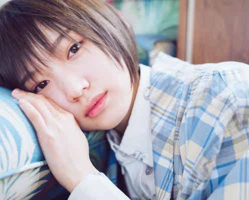 NMB48太田夢莉、卒業記念で最初で最後のフォトエッセイ発表<青>