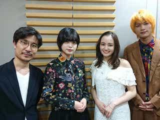 欅坂46平手友梨奈、一人しゃべりに緊張?「響-HIBIKI-」共演者が集結