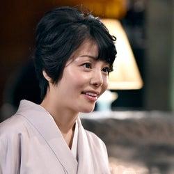 森崎友紀が妖艶なママ役に!小泉孝太郎との大人なシーンに男性スタッフ陣ドキドキ『グッドワイフ』