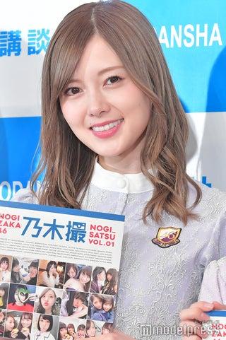 乃木坂46白石麻衣、2018年CM女王に 「2018タレントCM起用社数ランキング」発表