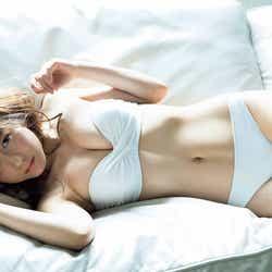 モデルプレス - SKE48大場美奈、たわわ美乳でオトナモード全開