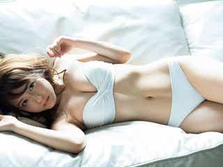 SKE48大場美奈、たわわ美乳でオトナモード全開