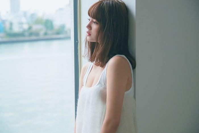 NANAMI<br> 撮影=三瓶康友/FRIDAY8月28日(金)発売号(講談社)より