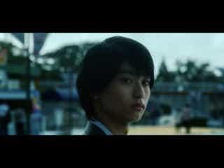 若手俳優・奥平大兼、初CMでクールな表情!「テイクレ」の世界観を表現