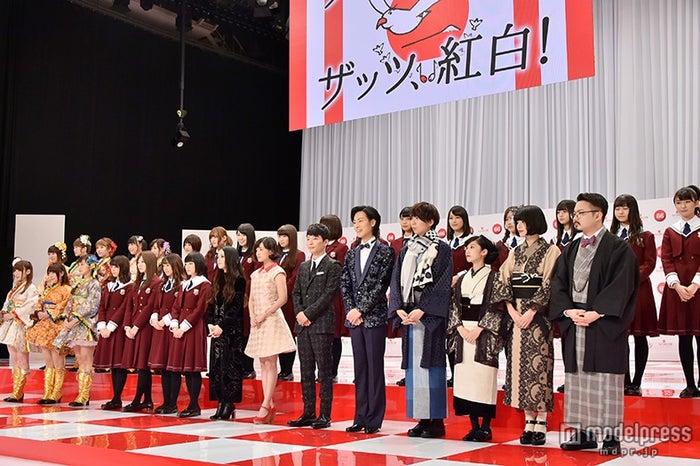 「第66回NHK紅白歌合戦」出場歌手発表会見