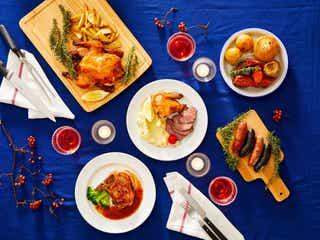 イケアで「クリスマスディナービュッフェ」が開催!ローストビーフやサーモンが食べ放題