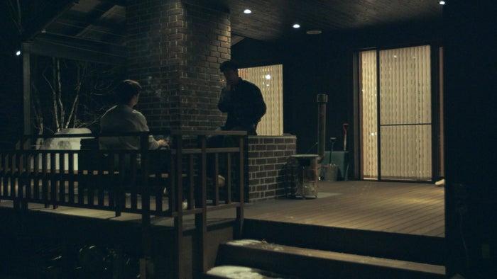 至恩、翔平「TERRACE HOUSE OPENING NEW DOORS」16th WEEK(C)フジテレビ/イースト・エンタテインメント
