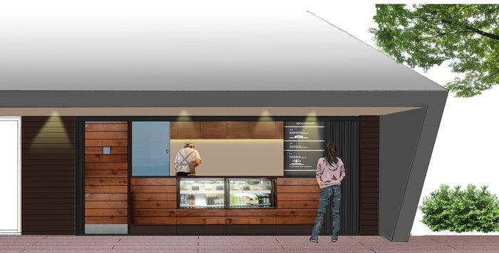カフェスタンド/画像提供:びわ湖バレイ