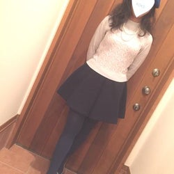 冬だって可愛く着こなしたい!ミニスカートコーデ。