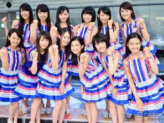 国民的美少女軍団・X21は恋愛禁止?メンバーが興奮気味に妄想