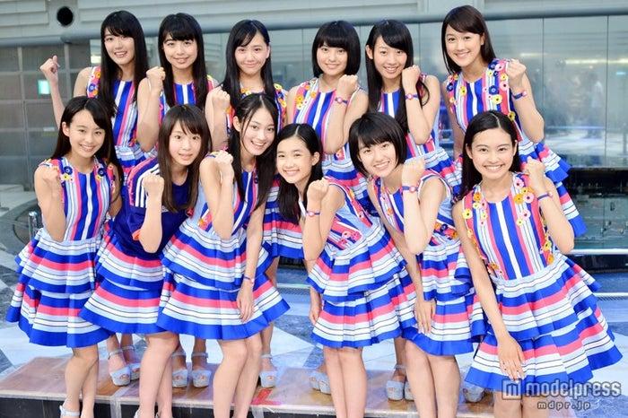 国民的美少女軍団・X21は恋愛禁...