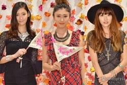 山田優、ヨンア、菜々緒ら豪華トップモデルが、「フリーピープル」初上陸を祝福 <写真特集>