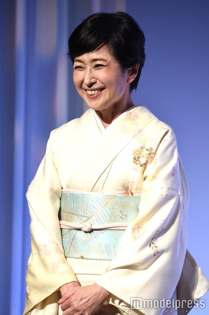 竹下景子 (C)モデルプレス