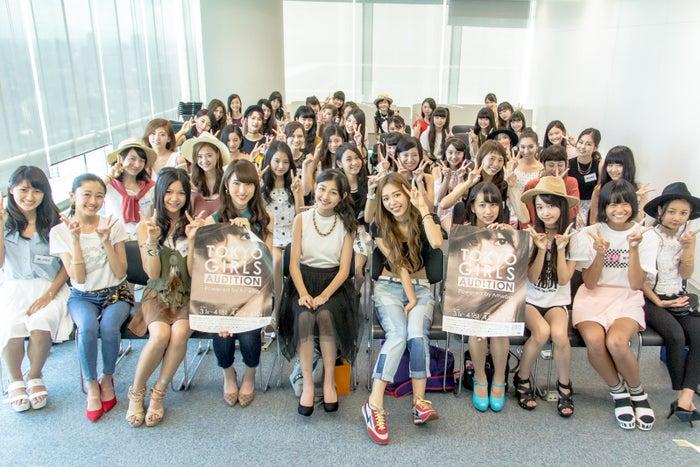 「東京ガールズオーディション」セミファイナリスト56名発表(画像提供:W media)