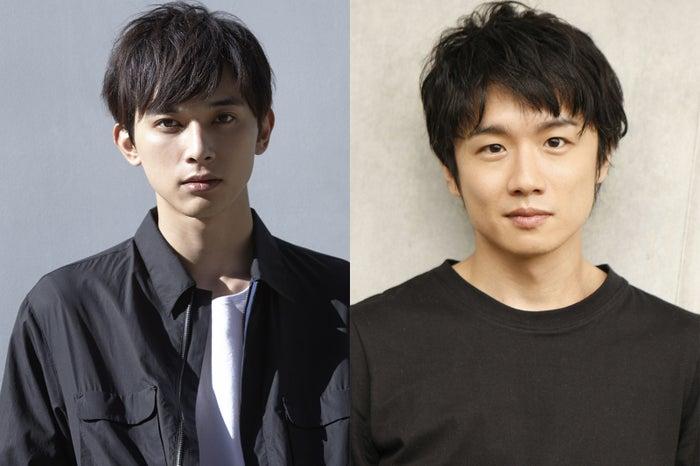 (左から)吉沢亮、風間俊介(提供写真)