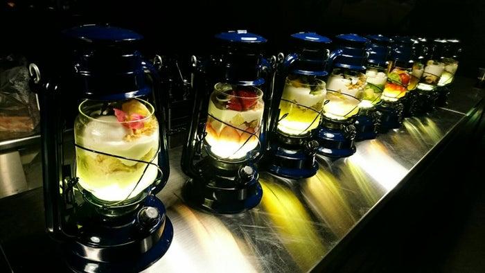 パフェ専門店「LAMP」/画像提供:公益社団法人びわこビジターズビューロー
