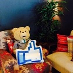 『テッド2』、キャラクターでは日本初のFacebook Live Q&A実施決定!
