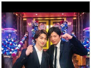 横浜流星、田中圭は「優しい兄さん」 「あなたの番です」コンビにファン歓喜