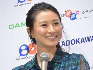 菊川怜、生放送番組を途中退席
