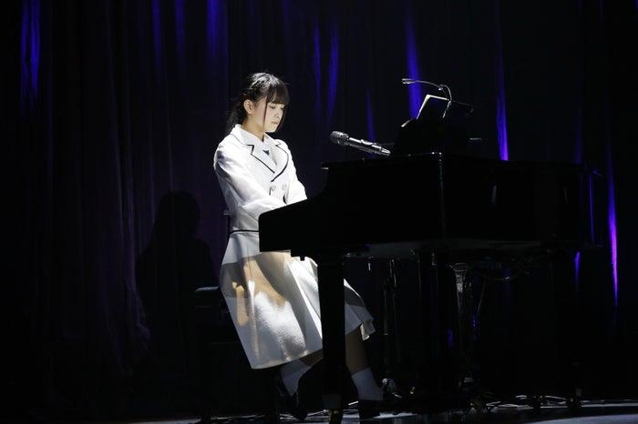 大園桃子「乃木坂46 三期生単独ライブ」/提供写真