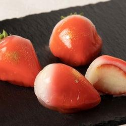 お取り寄せも♪ 吉岡製菓「ルビーのいちご」は連日完売の人気スイーツ