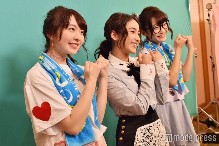 平祐奈 with まこみな(C)モデルプレス