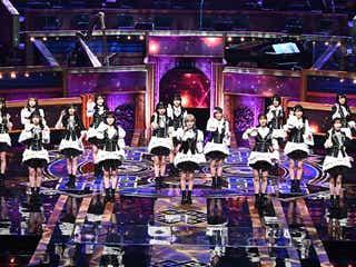 AKB48「離れていても」手話でパフォーマンス 向井地美音「先輩やファンの皆さんと繋いでくれた曲」<レコ大>