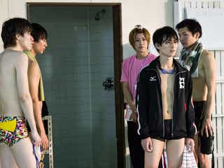 松田凌らイケメン俳優の肉体美が凄い!「男水!」場面カット解禁