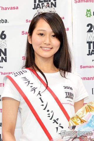グランプリは福岡県の才色兼備美女、押切もえ&新川優愛も太鼓判 ミスユニ妹版「2016ミス・ティーン・ジャパン」