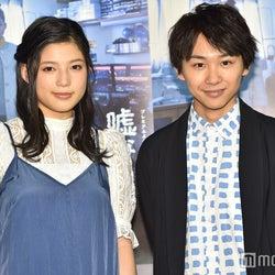 須賀健太「こんな共演者います?」E-girls石井杏奈に感激