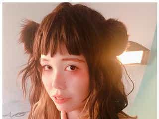尼神インター・誠子、別人級イメチェン姿に絶賛相次ぐ「美女」「モデルさんみたい」